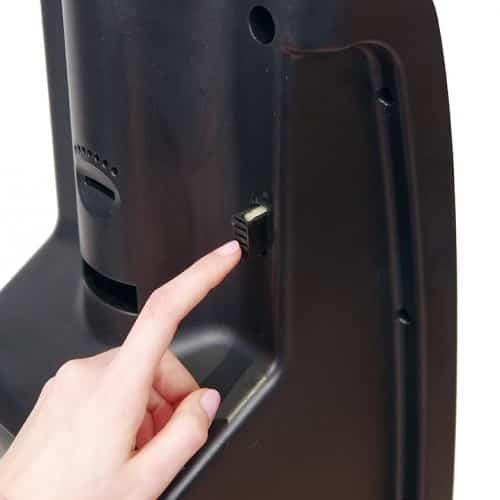 Emplacement huiles essentielles ventilateur brumisateur intérieur 135cm