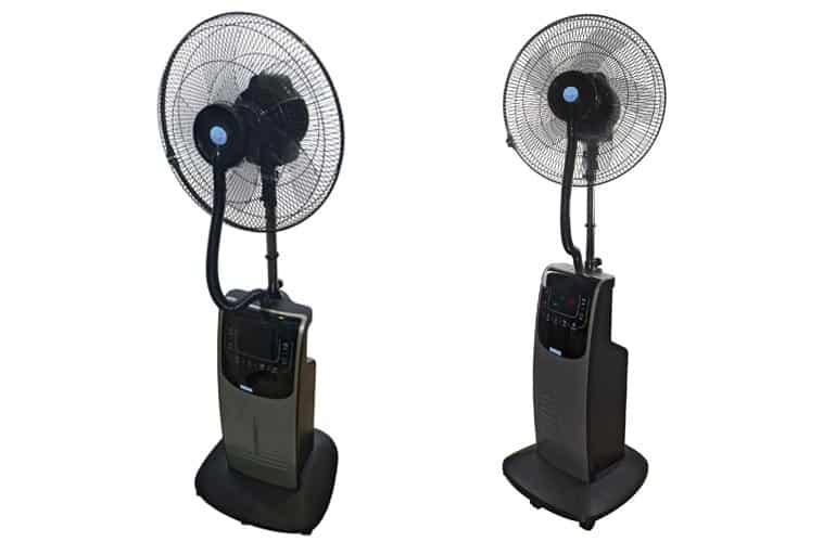 ventilateur brumisateurs