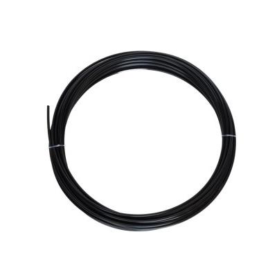 Un tuyau noir de 25m, accessoire pour brumisateur haute pression